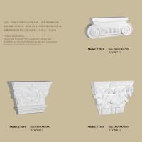 南京石膏线-南京高派石膏线条-罗马柱头
