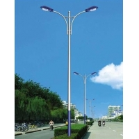 扬州弘旭生产6米路灯户外灯250W道路灯厂区灯高杆灯