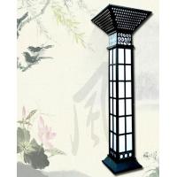 扬州弘旭销售室外园林3米景观灯柱方灯户外欧式公园草坪灯