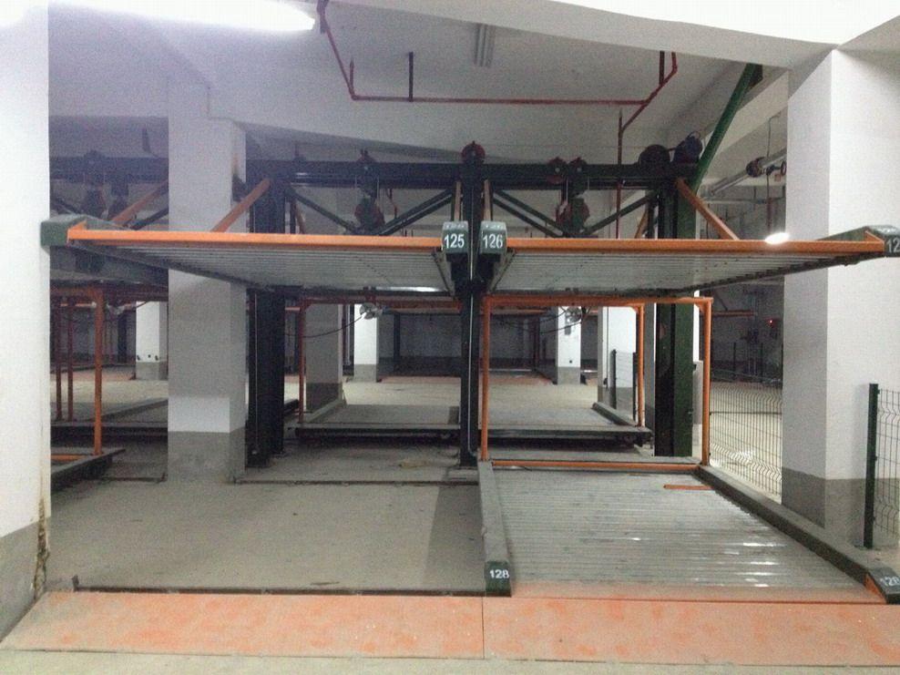 立体车库 自动化立体车库