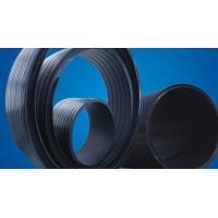 HDPE双平壁钢塑复合缠绕排水管