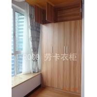 劳卡衣柜-现代城蔡-阳台储物柜