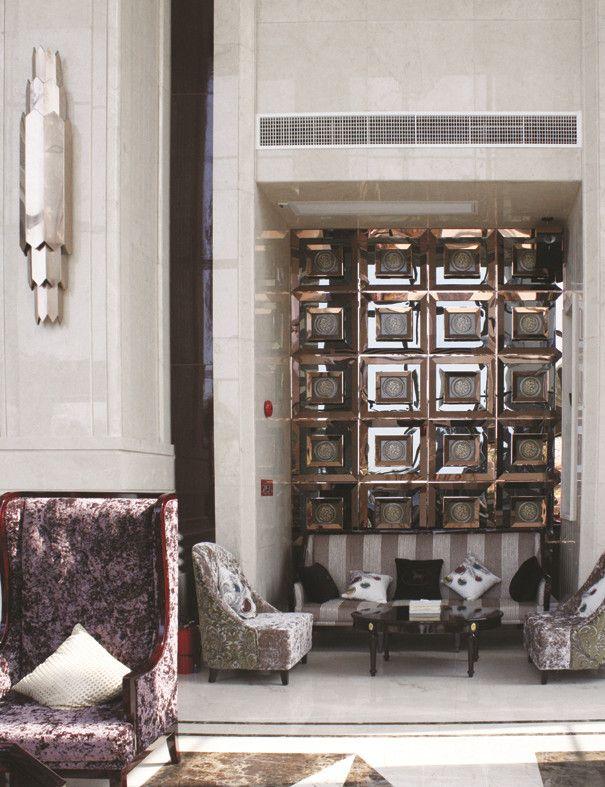 酒店装饰不锈钢玫瑰金相框不锈钢镜框