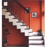 成都欧雅斯艺术楼梯-实木楼梯 10