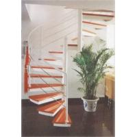成都欧雅斯艺术楼梯-实木楼梯 8