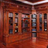 成都欧雅斯整体家居-书柜