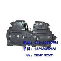 沃尔沃EW60轮式挖掘机液压泵-多路阀