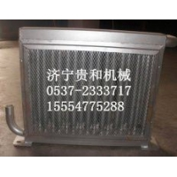 供应小型吊车散热器