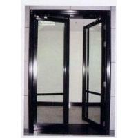 304不锈钢玻璃防火门,KTV不锈钢玻璃防火门