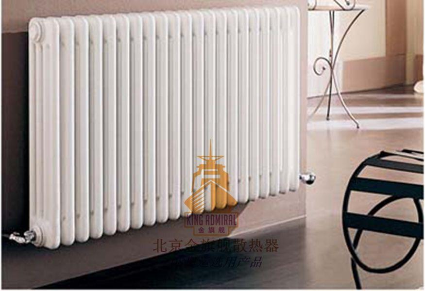金旗舰低碳钢柱式散热器 低碳钢柱式惊爆价
