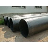 塑钢缠绕管——市政排污管道