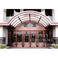洛陽公寓銅門|洛陽銅門|南陽銅門批發