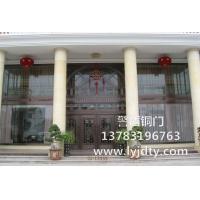 酒店銅門/河南銅門/洛陽別墅銅門