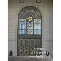 洛陽入戶銅門|河南銅門廠家|鄭州銅門