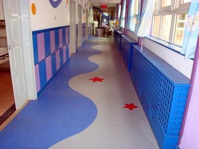 pvc地板塑胶地板幼儿园地板卡通地板手术室地板南充