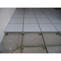 弱电机房/监控室/控制室全钢架空防静电地板安装
