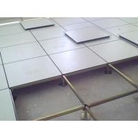 PVC全钢无边防静电架空活动地板弱电网络机房高架地板