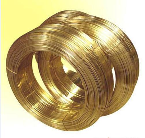 H62环保黄铜线 拉伸黄铜线 国标黄铜线
