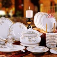 定做陶瓷餐具,多规格可以配置