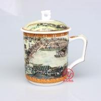 建党纪念陶瓷杯子,茶杯