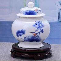 骨质瓷陶瓷茶叶罐生产,设计