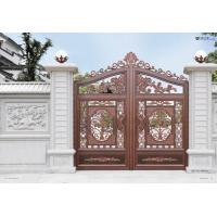 豪华别墅庭院大门围栏