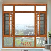 广东东莞1.6断桥铝合金平开推拉窗代理-铂德门窗