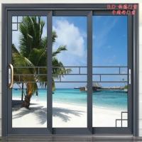 贵州1.6断桥铝合金门窗图片效果图-铂德门窗