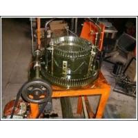 汽液过滤网机 除沫网机 过滤网编织机 丝网圆盘针织机