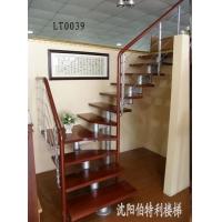 沈阳楼梯钢木结合楼梯