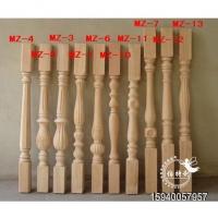 白茬楼梯立柱