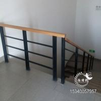 沈阳铁艺楼梯护栏