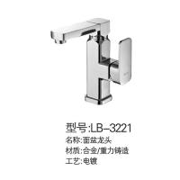 立波卫浴-水龙头系列合金/重力铸造水龙头LB-3221