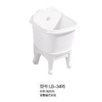立波卫浴-拖布池系列LB-3495