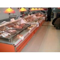 安徽鲜肉柜 定做鲜肉柜 鲜肉展示柜 鲜肉保鲜柜