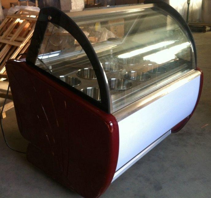 江西哈根达斯冷藏柜 冰淇淋展示柜