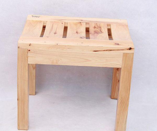 手绘板凳组合单体