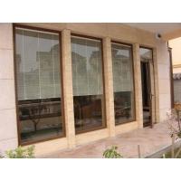 厦门内置铝百叶中空玻璃铝合金门窗(电动/手动)