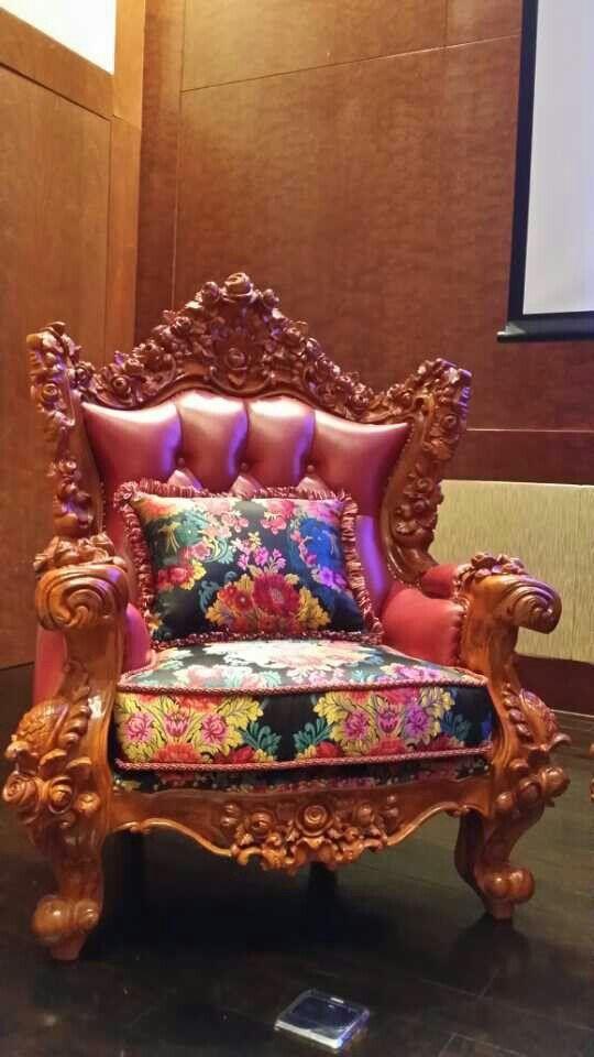 凯撒大帝柚木沙发-雕刻帝国家具贵族-九正建缇家具乌鲁木齐美图片