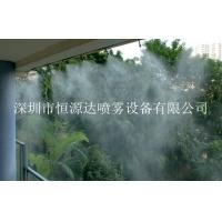 深圳园林景区人造雾景观设施