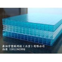 温室大棚专用PC板,采光,保温防雾滴PC阳光板