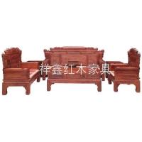 南京客廳紅木家具-沙發-南京祥鑫紅木家具