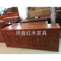 南京客厅红木家具-电视柜-南京祥鑫红木家具