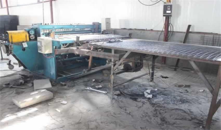 1*2 5*5 钢丝网片 镀锌材质地暖钢丝网