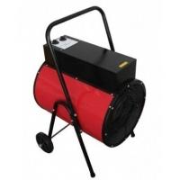 红色圆形电暖风机T30