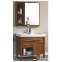 成都迪琦卫浴精品浴室柜-简欧式实木浴室柜