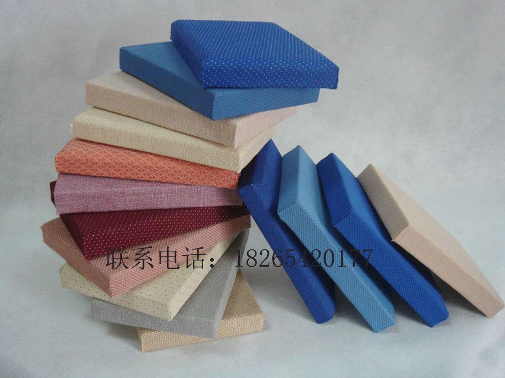 博时牌阻燃吸音板,软包装饰板,阻燃软包吸音板,阻燃软包