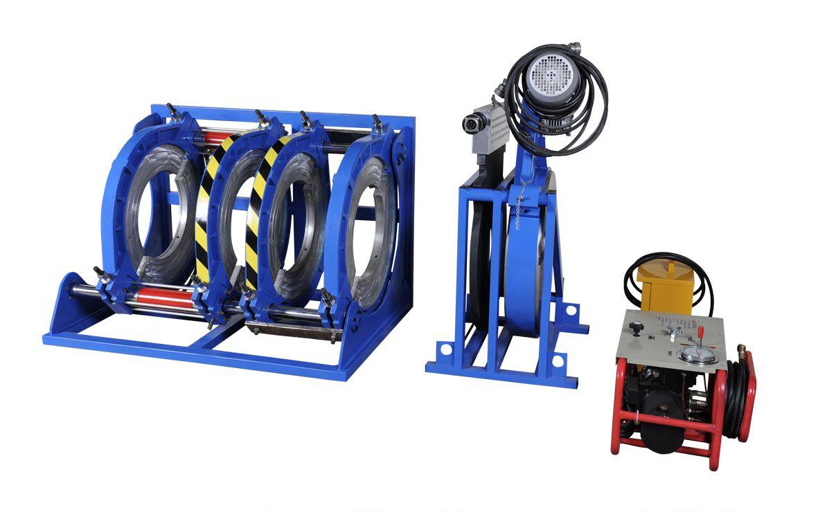 浙江辉达630液压对接焊机 pe热熔焊机 对接焊机