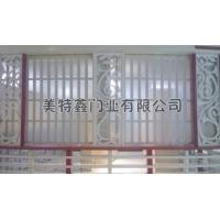 美特鑫厨房豪华折叠门 厨房pvc折叠门