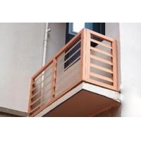 空调外机阳台用锌钢百叶窗